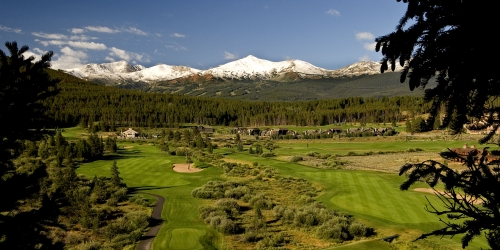 Featured Colorado Golf Course