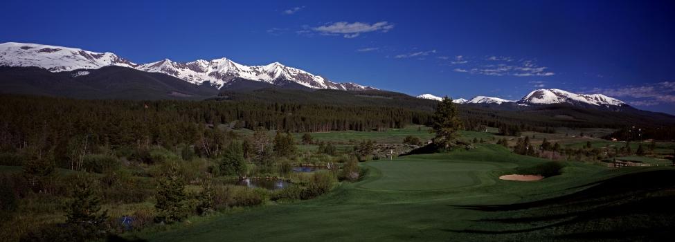 Breckenridge golf club golf in breckenridge colorado