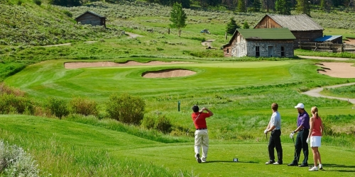 Keystone Ranch Golf Course