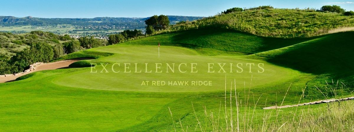 Red Hawk Ridge